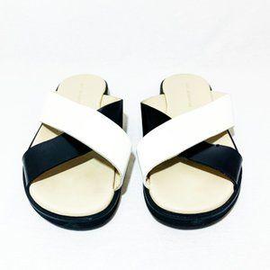 WANT Les Essentiels Crossover Flat Sandals